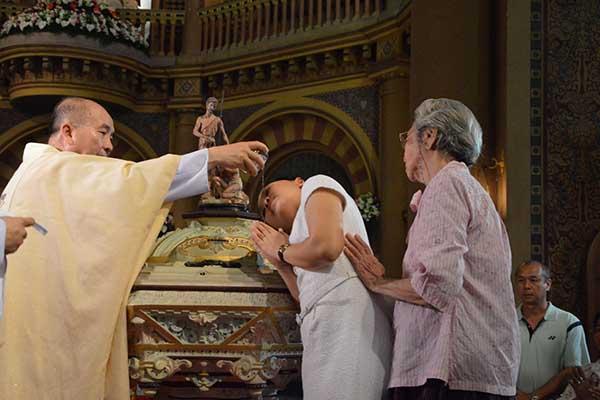 Baptism In Bkk Thailand